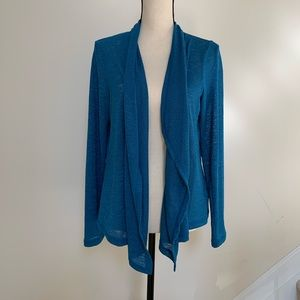 Jones of New York | Teal Light Cardigan